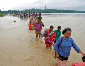 Lũ lớn ở Ấn Độ, 150 người thiệt mạng