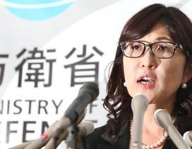Bộ trưởng Quốc phòng Nhật Bản cứng rắn với Trung Quốc, Triều Tiên ngay sau khi nhậm chức