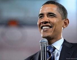 Tỷ lệ ủng hộ Tổng thống Obama cao nhất trong 4 năm