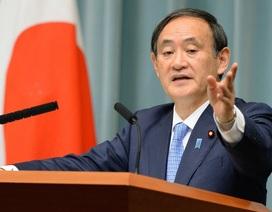 Nhật Bản nhắc nhở Trung Quốc không leo thang căng thẳng ở Hoa Đông