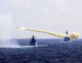 Truyền thông Trung Quốc lớn tiếng yêu cầu Ấn Độ đứng ngoài vấn đề Biển Đông