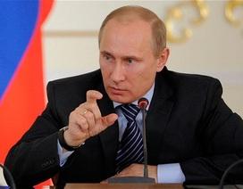 """Tổng thống Putin """"tố"""" Ukraine kích động xung đột ở Crimea"""