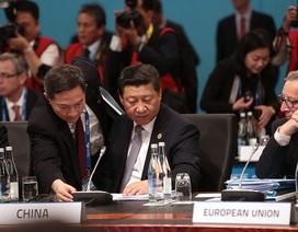 Trung Quốc không muốn bàn về tranh chấp lãnh thổ tại G20