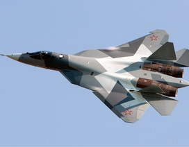 """Nga """"trình làng"""" video đầu tiên về máy bay chiến đấu thế hệ mới"""
