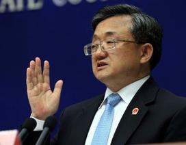 Trung Quốc lớn tiếng yêu cầu Singapore đứng ngoài tranh chấp Biển Đông