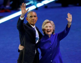 Obama cảnh báo phe Dân chủ không nên chủ quan về khả năng chiến thắng của bà Clinton