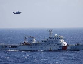 Báo Trung Quốc lớn tiếng đe dọa cản trở tàu Nhật Bản ở Biển Đông