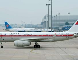 Trung Quốc hạn chế hoạt động bay của hàng không Triều Tiên