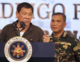 Tổng thống Duterte đánh cược cả mạng sống để bảo vệ Philippines khỏi khủng bố