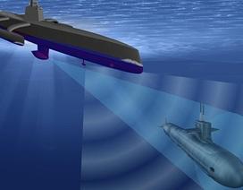 Mỹ chạy đua phát triển công nghệ không người lái dưới nước