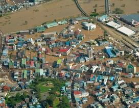 Siêu bão tàn phá đông bắc Nhật Bản, ít nhất 11 người thiệt mạng