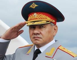 Ukraine phát lệnh bắt Bộ trưởng Quốc phòng Nga