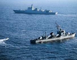 Trung Quốc - ASEAN sắp ký thỏa thuận tránh va chạm trên Biển Đông
