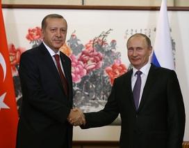 Tín hiệu khởi sắc trong quan hệ Nga - Thổ Nhĩ Kỳ
