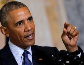 Thế giới 360° tuần qua: Tổng thống Obama cảnh báo Trung Quốc trong vấn đề Biển Đông