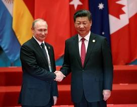 Món quà đặc biệt Tổng thống Nga tặng Chủ tịch Trung Quốc tại G20