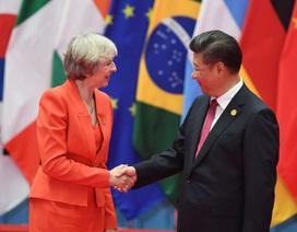 """Anh cảnh báo phái đoàn G20 về """"bẫy tình"""" của các nữ điệp viên Trung Quốc"""