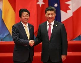 Thủ tướng Abe: Trung Quốc là bạn lâu năm của Nhật Bản