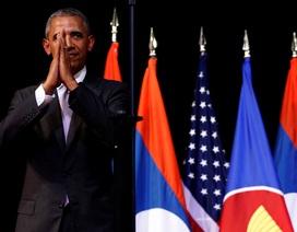 Tổng thống Obama: Châu Á có thể trông cậy vào Mỹ