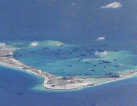Trung Quốc lớn tiếng phủ nhận xây đảo nhân tạo ở Scarborough