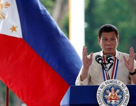 Tổng thống Duterte khẳng định đường lối đối ngoại độc lập của Philippines