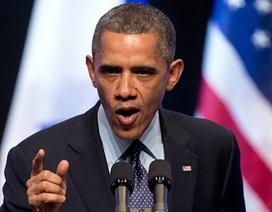 Tổng thống Obama cảnh báo lệnh trừng phạt mới với Triều Tiên