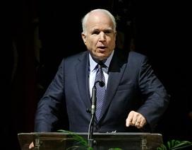 Thượng nghị sĩ John McCain kêu gọi Mỹ tăng cường hỗ trợ quân sự tại châu Á - Thái Bình Dương