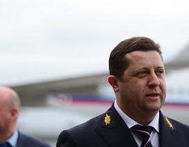 Chỉ huy đội bay đặc biệt chuyên chở Tổng thống Putin bị quản thúc