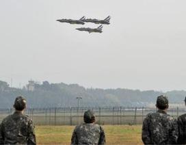 Mỹ - Hàn diễn tập không kích cơ sở hạt nhân Triều Tiên