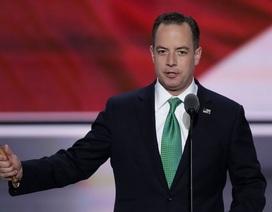 Chủ tịch đảng Cộng hòa dọa các nghị sĩ vì không ủng hộ Donald Trump