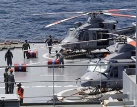 Indonesia nhờ Mỹ giúp nâng cấp căn cứ hải quân trên Biển Đông