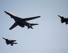 Răn đe Triều Tiên, Mỹ triển khai máy bay ném bom B-1B tới Hàn Quốc