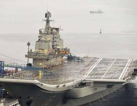 Quan chức giám sát chất lượng tàu sân bay Trung Quốc bị điều tra tham nhũng