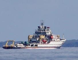 Australia nghi tàu cứu hộ Trung Quốc do thám quân sự