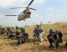 Philippines - Mỹ lần đầu tập trận chung dưới thời Tổng thống Duterte