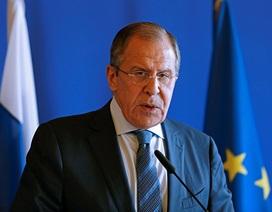 Ngoại trưởng Nga: Quân đội Mỹ không tuân lệnh Tổng thống Obama