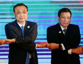 Tổng thống Philippines sẽ thảo luận gì khi tới thăm Trung Quốc?