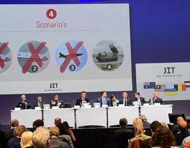Nhóm điều tra quốc tế: MH17 bị bắn rơi bằng tên lửa Nga