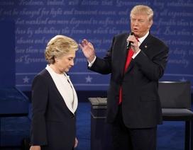 Tỷ phú Trump dọa bỏ tù bà Clinton nếu đắc cử tổng thống