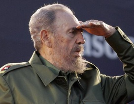 """Lãnh tụ Fidel Castro nói ông Trump """"mất uy tín"""" sau cuộc tranh luận đầu tiên"""