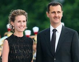 Đệ nhất phu nhân xinh đẹp của Syria quyết ở lại đất nước cùng chồng