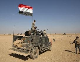 Tướng Mỹ nói các thủ lĩnh IS đang tháo chạy khỏi thành trì Mosul