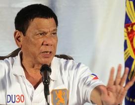 """Mỹ lúng túng sau tuyên bố """"cắt đứt quan hệ"""" của Tổng thống Philippines"""