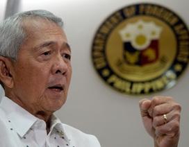 Ngoại trưởng Philippines: Mỹ vẫn là bạn thân nhất nhưng Manila không quỵ lụy