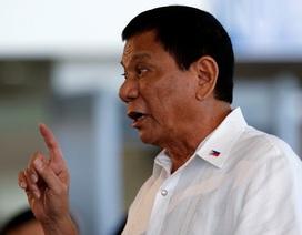 """Thăm Nhật Bản, Tổng thống Philippines gọi Mỹ là """"kẻ bắt nạt"""""""