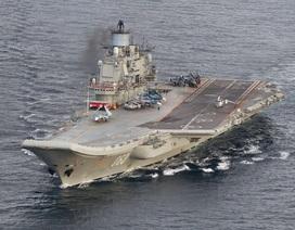 """Nga nói lo ngại của NATO về tàu chiến Nga là """"hoang đường"""""""