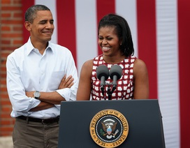 Ông Obama tiết lộ lý do đệ nhất phu nhân Mỹ không tranh cử tổng thống