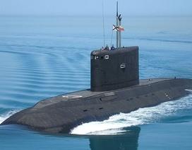 """Báo Anh: Tàu ngầm Nga chuẩn bị tấn công khủng bố ở """"chảo lửa"""" Aleppo"""
