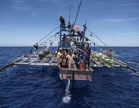 Ngư dân Philippines thực sự được phép đánh bắt ở bãi cạn Scarborough?