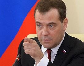 Thủ tướng Nga khẳng định không thể can thiệp bầu cử Mỹ